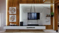 Pooja Room Design, Home Room Design, House Design, Tv Cabinet Wall Design, Tv Wall Design, Tv Unit Interior Design, Hall Interior, Bed Furniture, Furniture Design