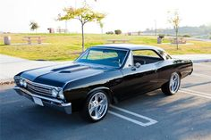 1967 Chevrolet Chevelle SS 477ci BB I don't care if it's a car, it's still going into my dream closet.