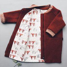 """Gefällt 644 Mal, 50 Kommentare - MONKIND (@monkind_berlin) auf Instagram: """" #lovedetails #coppercoat #monkind #taigacollection #gretasschwesterprint #organickidswear…"""""""