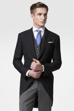 Formal Wear MYF MORNING COAT - Occasionwear - Shop By Product - Men | Hackett