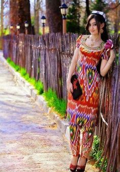 Tajik dress
