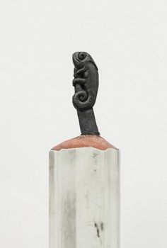 Lapices miniaturas por Diem Chau