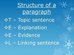 Writing essay paragraphs - ppt video online download