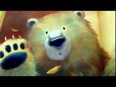 Thanksgiving Online Story: Bear Says Thanks