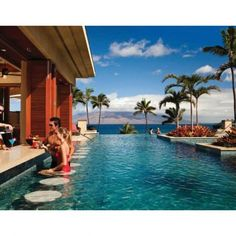 The 9 Most Beautiful Swimming Pools in America #FWx