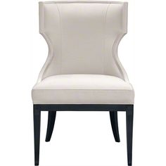 Baker Furniture : Marat Upholstered Dining Chair - 3848-1 : Jacques Garcia : Browse Products