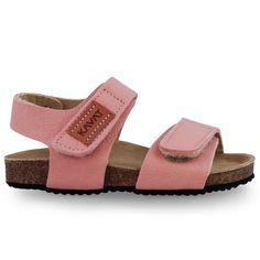 Sandale Kavat piele - Bomhus Strawberry Rose - HipHip.ro Strawberry Roses, Summer Kids, Heeled Mules, Kids Fashion, Slip On, Sandals, Heels, Heel, Shoes Sandals