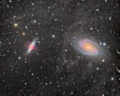 M81-M82 Full frame native resolution   M81 (native resolution) M82 (native resolution) M81, M82 heavily stretched to bring out IFN ( rescaled to hide noise :P )     Telescope Televue…