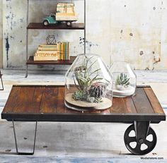 Roost Factory Pallet Coffee Table – Modish Store