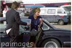 Princess Diana Nepal Tour 02 Mars 1993