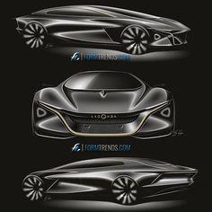 Lagonda Vision Concept sketches by exterior designer Sam Holgate  #astonmartin #lagonda #visionconcept cardesign #automotivedesign #vehicledesign #gims #cardesignsketch #conceptcar #design #sketch #designer #sketchoftheday #cardesigner #design #sketches #sketching #cardesignrendering #carsketch #rendering #carstagram #instacar #cars #carsofinstagram #picoftheday #formtrends #concept #car