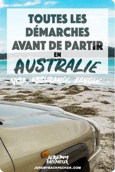 Perth, Brisbane, Melbourne, Destinations, 1 An, Gap Year, Blog Voyage, Digital Nomad, Van Life