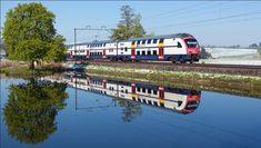 Swiss Railways, Electric, The Unit, World, Switzerland, Train, Scenery, The World, Earth