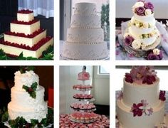 Do It Yourself Wedding Cake Recipes: Red Velvet with Butter Cream Cheese Frosting