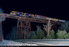 RailPictures.Net Photo: NECR 3850 3851 New England Central EMD GP38 at Claremont, New Hampshire by Kevin Burkholder