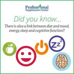 Did you know... many parts of your health are related?