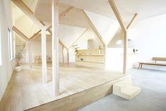 Hiroyuki Shinozaki Architects : House H - ArchiDesignClub by MUUUZ - Architecture & Design