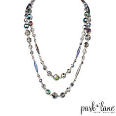 Fire and Ice by Park Lane Jewelry- this looks amazing twisted with Hilo.