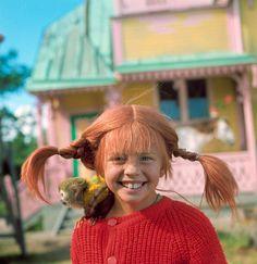 Pippi pippi Longstocking, how I love my funny name