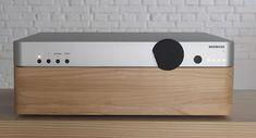 Wizard High-End Audio Blog: Boenicke E2 Integrated Amplifier