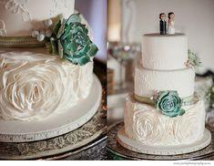 Lean & Kobus' Cute Country Wedding