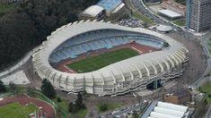 FOTOGRAFÍAS. Los 20 campos de fútbol de 1* division
