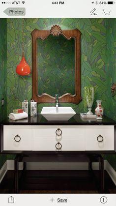 Houzz---vanity cabinet