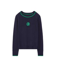 Tory Sport Performance Cashmere Crewneck Sweater
