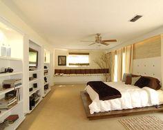 Suíte Master  http://www.arrobacasa.com.br/blog/2012/12/suite-master/  A Suíte Master é  a fortaleza do lar, que só merece o melhor dos projetos mobiliários e espaço.