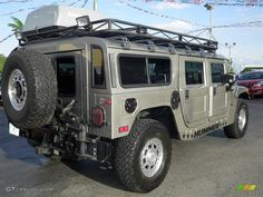 2003 Hummer H1 Alpha Wagon Exterior Photos