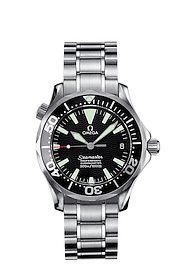OMEGA Watches: The Collection Seamaster 300 M Chronometer - Steel on steel - 2252.50.00