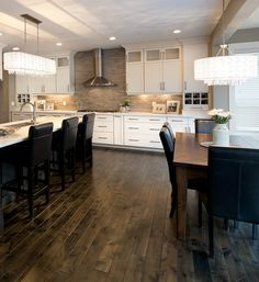 Morrison Homes is a Calgary Home Builder, specializing in front garage homes, luxury estate, quick possession homes & townhomes. Visit a show home today! Calgary News, Morrison Homes, Luxury Estate, Home Builders, Home Kitchens, Townhouse, New Homes, Flooring, Thoughts