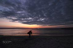 The photographer - Barra, Portugal