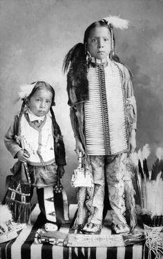 Dakota Sioux 1880
