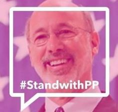 Voices for the Unborn: Wolf Shows Support of Planned  Parenthood, Abortion Again http://voicesunborn.blogspot.com/2015/12/wolf-shows-support-of-planned.html#.VnGrI_krLIU
