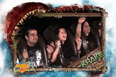 Check out my photo from KRAKE at Heide Park!