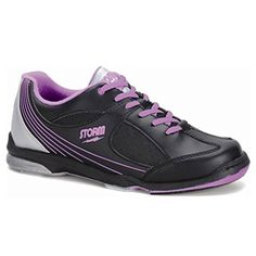 Storm Womens Windy Bowling Shoes Storm has partnered with Dexter to provide a complete line of Storm branded bowling shoes It does not get any better than this Dexter providing the manufacturing with the backing of the Storm Bowling Brand Bowling Outfit, Bowling Shoes, Bowling Bags, Storm Bowling, Bowling Accessories, Sporty Style, Buy Shoes, Shoe Sale, Sport Outfits