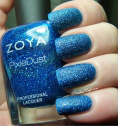 Zoya Pixie Dust Summer 2013 Collection - Liberty | Pointless Cafe