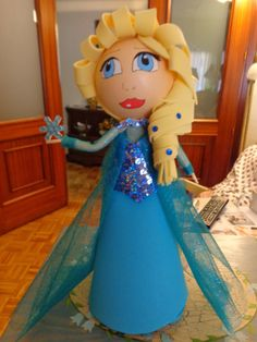 Fofucha Elsa, Frozen