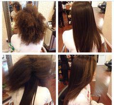 Silk Press by Kaila @HairbyVanityStudio - http://community.blackhairinformation.com/hairstyle-gallery/natural-hairstyles/silk-press-kaila-hairbyvanitystudio-2/