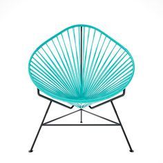 Acapulco Chair - TurquoiseInnit Designs