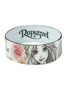 Disney Tangled Long Hair Rubber Bracelet | Hot Topic
