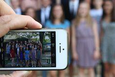 wat als leerlingen zelf hun klasfoto mogen organiseren? Topfoto's!
