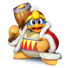 Fangirl Review: Smash Bros: King Dedede Announced