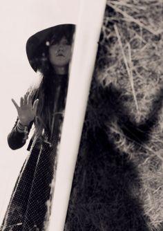 Self Portrait by Eleanor Hardwick