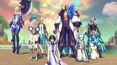 """Game  Zone: Play online Game """" BLADE & SOUL """""""
