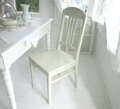 ~○~  Shabby chic Stuhl  ~○~ von Weidenröschen auf DaWanda.com