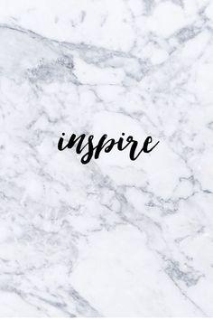 • inspire • Inspiración  Mármol