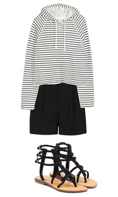 """""""To Chicago"""" by sydwright17 ❤ liked on Polyvore featuring Yves Saint Laurent and Mystique"""