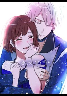 Dance with Devils- Rem x Ritsuka #Anime
